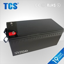 Best price / AGM GEL battery 12v250 ah/tubular gel solar battery