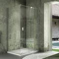 Boa qualidade de vidro deslizante hardware porta do chuveiro para cabines de duche