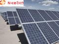 painéis solares para grandes projectos e usina