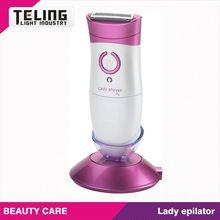 adjustable portable modern style rechargeable epilator facial hair remover