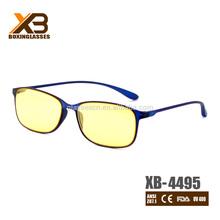 Flexible TR90 unisex reading glasses