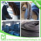 high pressure steel wire braided rubber hose