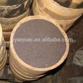 de alta pureza marrón emery en abrasivos