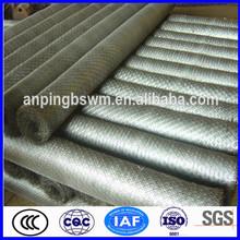 low price galvanized expanded metal mesh