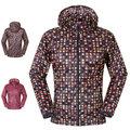 2014 a prueba de agua caliente de la chaqueta de moda mujer venta al por mayor la ropa de la aptitud