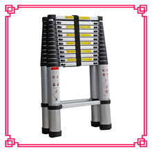 Double Aluminum Telescopic Loft Ladder