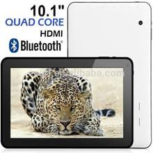 10.1 inch allwinner A31S full format tablet Cortex-A7 quad core