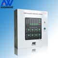 Productos de seguridad 2 fuego zone alarm panel de control aw-cfp2166