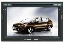 7 inch digital touch screen dashboard placement double din car dvd player