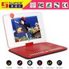 10.1 inch kid friendly LED screen portable EVD player