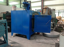 Mini box type electric resistance furnace for hardening and tempering