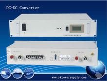 single output type and set up 24v dc to 48v inverter