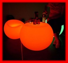 LED Table/hot sale LED furniture