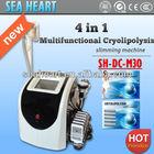 liposuction machine for beauty center portable cryolipolysis fat freezing