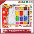 Meiyijia venda direta brinquedosdeplástico intelecto de engomadoria contas diy educacional brinquedos de tecido bt-0058a
