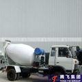 Hntf8 trator usado betoneira/misturador concreto do caminhão para a venda