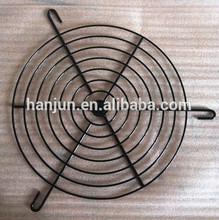steel fan guard/ Fan guard grill with powder coating