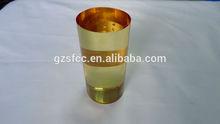 tan acrylic rod, color PMMA rod, color plexiglass pipe