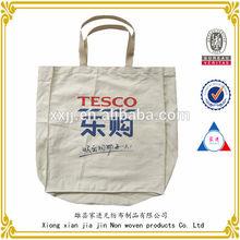 china manufacturer canvas shopping bag