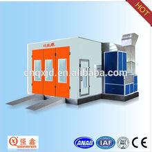 environmental protection spray booth carbon fiber oven for european market