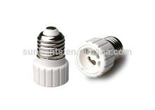 e27 to gu10 convert base adapter lamp socket e27