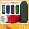 Bluetooth Portable Ready Bike LED Light Show Wireless outdoor Speaker
