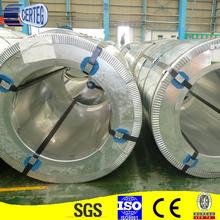 zinc coated sheet metal/minimum spangle galvanized steel coils/regular spangle coil