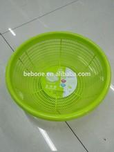 low price plastic mesh basket/food box