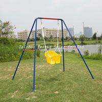 Small Metal Indoor Swing Set for Kids TYS-S08