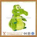 Barney brinquedo de pelúcia boneca, crocodilo de pelúcia brinquedo