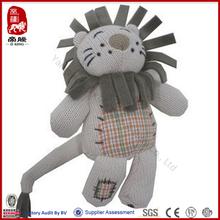 factory price customized plush lion