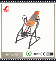 High End Inversion Table With Universional Gym Fitness Equipment