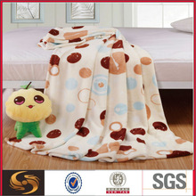 China bedding fleece blanket bulk walmart coral fleece blanket