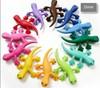 3d PVC car air freshener/gecko design 3d pvc material air freshener/Gel material air freshener