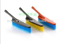 plastic car wash brush PVC Bristle with water flow through car brush