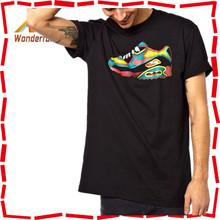 OEM DIY Customized cotton printing t shirt/Fashional printed t shirt rock for men