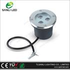 3W 12V low voltage mini led deck light kit for step lighting