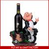 Holiday Decoration Wine Holder / Wine Bottle Holder/Beer Bottle Holder
