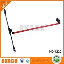 Professional manufacturer two point press type exterior door panic bar KD-1220