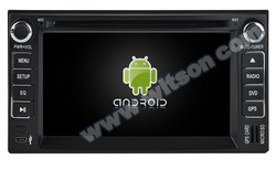 WITSON ANDROID 4.2 KIA CEED 2006-2009 TAPE RECORDER WITH A9 DUAL CORE CHIPSET DVR SUPPORT WIFI 3G APE MUSIC BACK VIEW