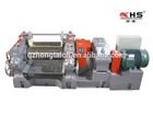 Rubber twin roll mill machine