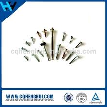 Alta calidad en miniatura tornillos por por fábrica china