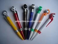promotional novelty special cartoon pen/cartoon cute character ball pens