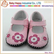 Nice design cheappest dress kid shoes for girls