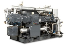 Atlas Copco High-pressure oil-free reciprocating piston air compressors 40bar 580psig