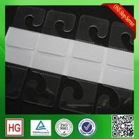 wholesales custom cheap self adhesive j Hook Hang Tabs