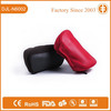 electric rolling shiatsu kneading car neck rest massager pillow with Acupuncture fabric massage DJL-001