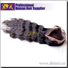 Natural hairline Original Virgin lace front wig wholesale human hair wig