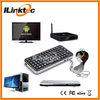 ILINKTEC smart tv with air mouse keyboard and voice chat function