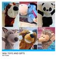 venta al por mayor de niza marioneta de la felpa juguetes